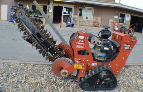 Trencher Image
