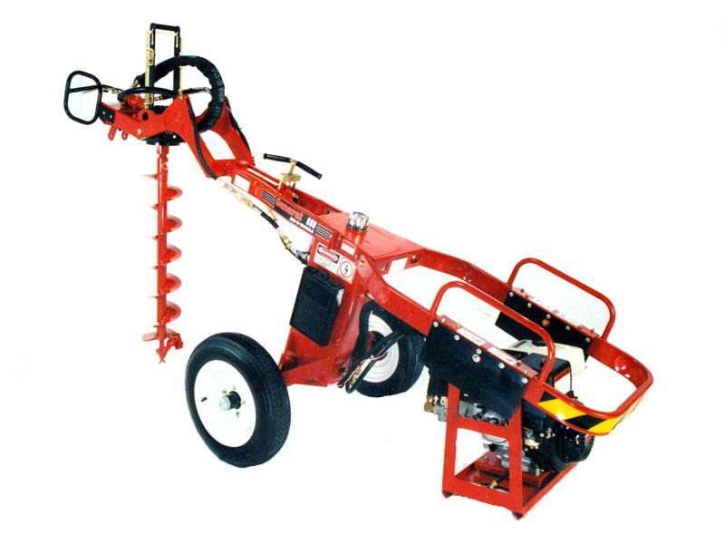 Lawn & Garden | Trailers | Earth moving | Augers | Tillers