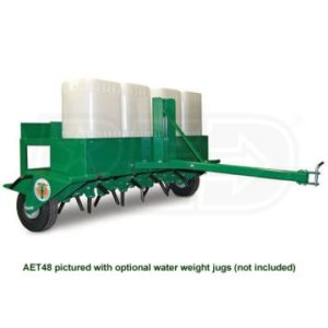 Tow behind Aerator | Avery Rents Lawn and Garn equipment Omaha and Bellevue