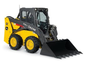 John Deere Skid Loader | Avery Rents skid loaders in Omaha and Bellevue