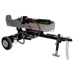 Dirty Hand Tools log splitter | Avery Rents log splitters in Omaha and Bellevue