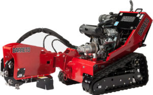 Barreto Stump Grinder | Avery Rents Stump Grinders power equipment in Omaha and Bellevue