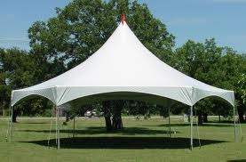 Web Hex Tent | Avery Rents tents in Omaha and Bellevue